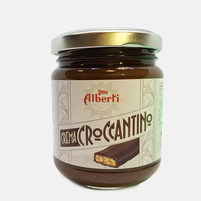Crema Croccantino