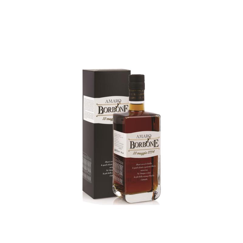 Borbone Amaro 10 maggio 1734
