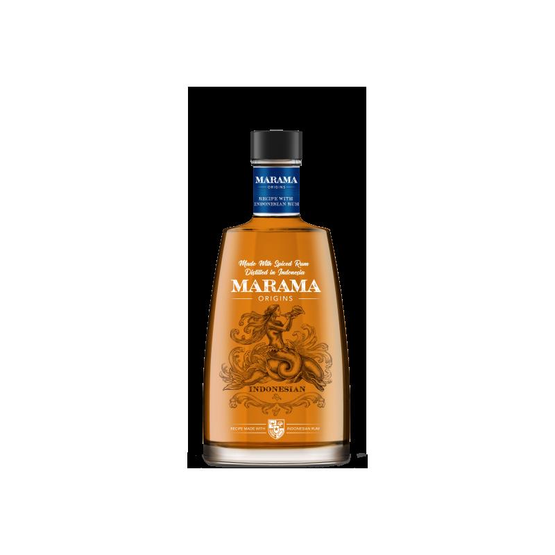 Marama Spiced Indonesian Rum