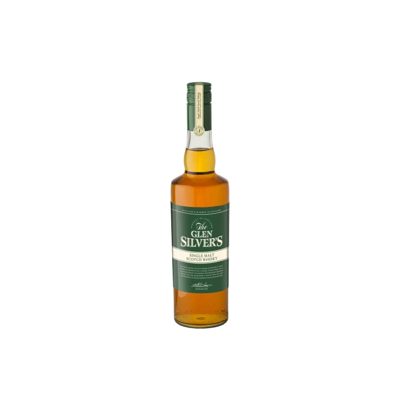 Glen Silver's Scotch Whisky...