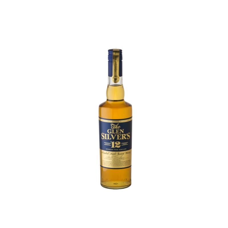 Scotch Whisky Glen Silver's...