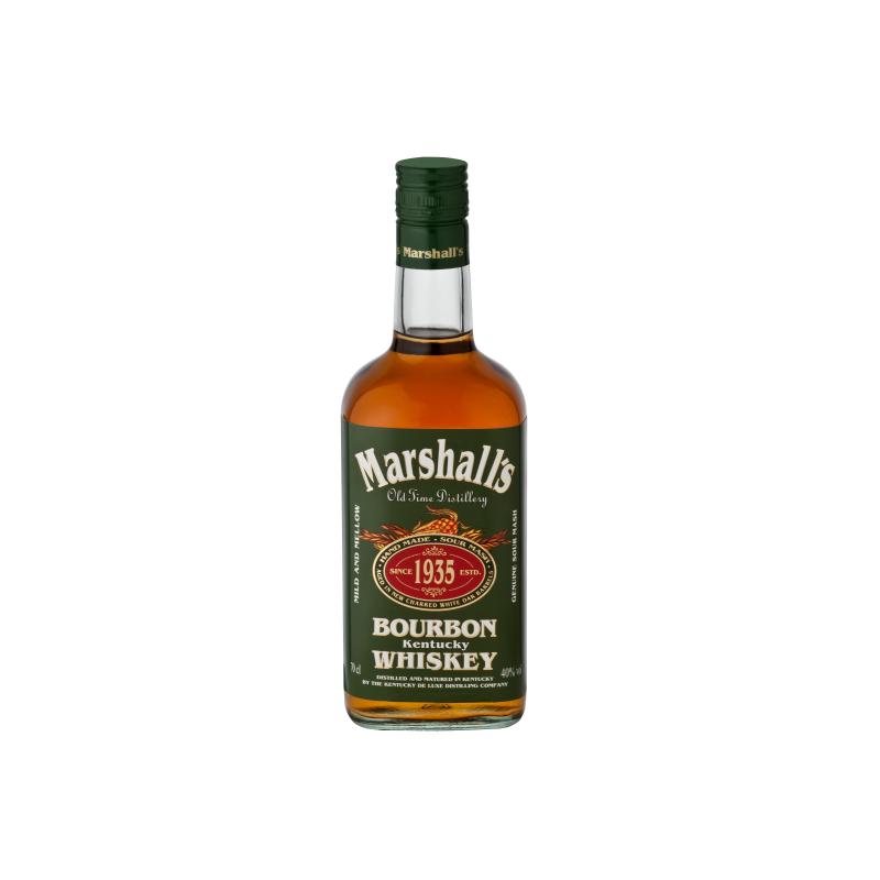 Marshall's Bourbon Kentucky...